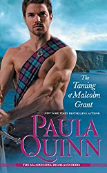 The Taming of Malcolm Grant (The MacGregors: Highland Heirs Book 5)