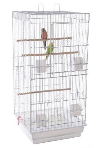 Liberta Jing großen Vogelkäfig für finken kanarien und sittiche