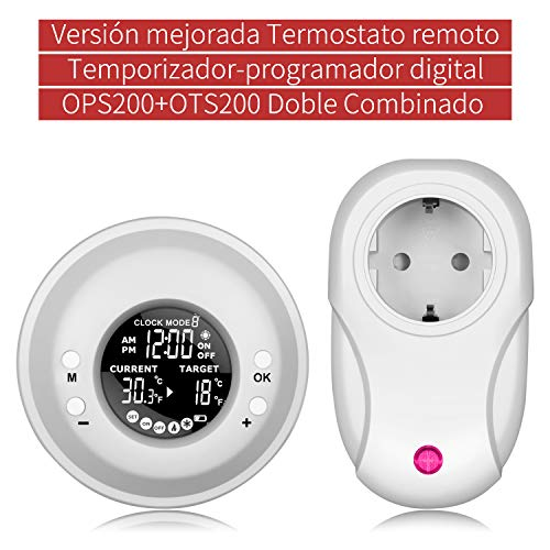 Temporizador Digital Programable