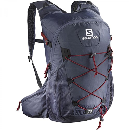 Salomon Evasion Backpack (20L) Ombre Blue/Sun-Dry-Tomato