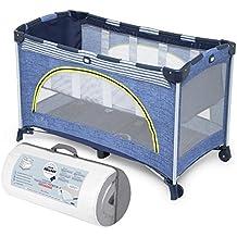 Joie Reisebett Allura 120 inklusive Babyeinhang und Tasche
