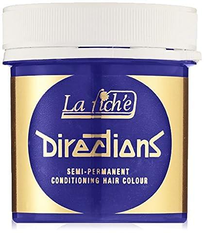 Directions Hair Colour - Lagoon Blue 88ml Tub