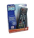 Tech Too - Infiny Fun - S13880- Télécommande Éducative Bilingue - Jouet, S13880