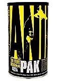 ANIMAL PAK es la mejor formula para alimentar tus musculos y todo tu organismo antes y después de los entrenamientos intensos. Cada sobre de ANIMAL PAK contiene una potente combinación de complejos mineralesavanzados, potenciadores del rendim...