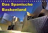 Das Spanische Baskenland (Tischkalender 2019 DIN A5 quer): Impressionen einer Region im Norden Spaniens (Monatskalender, 14 Seiten ) (CALVENDO Orte)