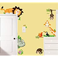 Animal Pegatinas de Pared, CHRON