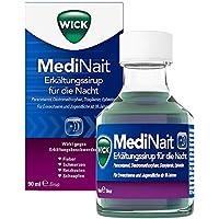 Preisvergleich für Wick MediNait Erkältungssirup, 90 ml Saft