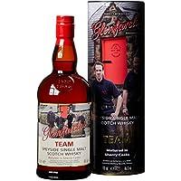 Glenfarclas Team Sherry Cask mit Geschenkverpackung Whisky (1 x 0.7 l)