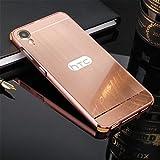 HTC 10 Lifestyle Handy-Gehäuse Hülle Spiegel TPU Case