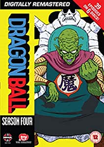 Dragon Ball Season 4 (Episodes 84-122) (Region 2) [DVD]