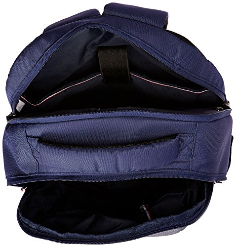 Best tommy hilfiger backpack in India 2020 Tommy Hilfiger Fashionare 28.5 Ltrs Grey Casual Backpack (TH/BIKCL07FAS) Image 3