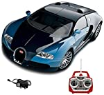 Introducing the sporty and ultra-modern 1:18 scaled rechargeable high speed rc Bugatti Veyron. This amazing radio controlled car will provide hours of entertainment for adults and children alike. Its realistic features mean that this radio controlled...
