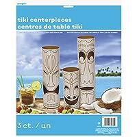Totem Pole hawaiana Tiki di carta da