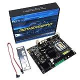 Vige Scheda Madre Professionale 945 945GC + Supporto chipset ICH LGA 775 FSB533 800 MHz SATA2 Porte Memoria DDR2 a Doppio Canale