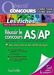 Fiches - Réussir le concours AS/AP, Catégorie C - Ed.2010