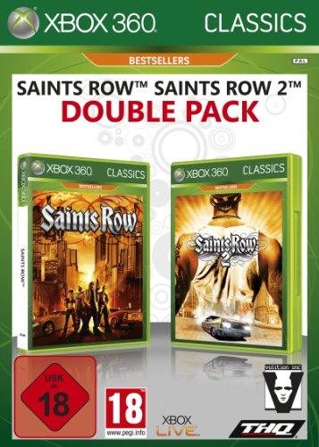 Saints Row + Saints Row 2 (Doppelpack) (Saints Row-spiele Für Xbox 360)