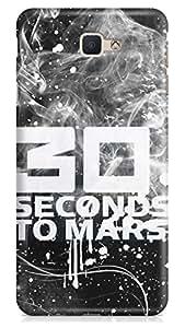PCM High Quality Printed Designer Polycarbonate Hard Back Cover for Samsung Galaxy J5 Prime - Matte Finish - Color Warranty - 2013