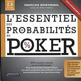 L'essentiel des probabilités au poker