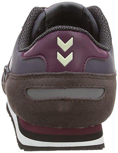 Hummel  HUMMEL REFLEX LO, Sneakers basses mixte adulte Gris - Grau (Shark 2301)
