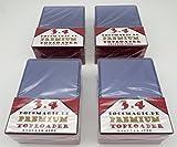 docsmagic.de 100 Premium Toploader - 4 Packs - 3