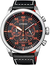 Watch Citizen Eco-Drive Aviator Chrono CA4210-08E