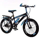ZIXINGCHE Bike mountainBicicleta Velocidad Bicicleta de montaña 6-14 años Niños y niñas Bicicleta 18 Pulgadas 20 Pulgadas 22 Pulgadas