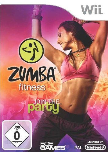 Zumba Fitness - Join the Party - [Nintendo Wii] - Wii Party 2