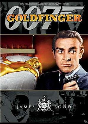 James Bond 007 - Goldfinger (James Bond Videos)
