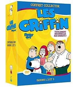 Coffret Les Griffin 7 DVD : saison 1 à 3