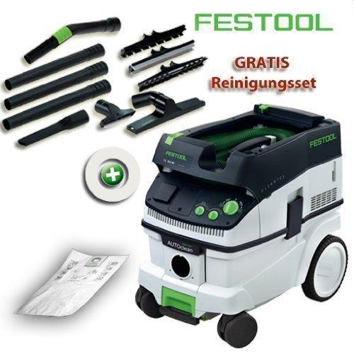 Preisvergleich Produktbild FESTOOL Absaugmobil CLEANTEX CTL 26 E AC AUTOCLEAN+ GRATIS Reinigungsset D 27 / D 36 S-RS