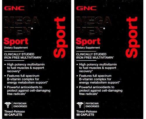 gnc-mega-men-sport-caplets-90-count-two-bottles-each-of-90-caplets-by-mega-men