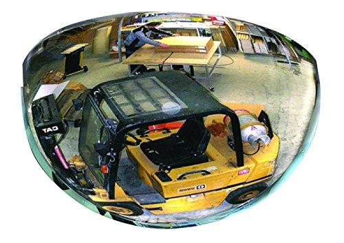 Specchio convesso 180° in acrilico, Ø 50 cm