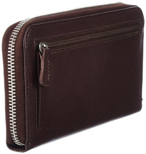 Bruno Banani Wallet_5 W 320_966, Portafoglio donna 19x10x2 cm (L x A x P) Rosso (Rot)