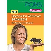PONS Mini Grammatik & Wortschatz Spanisch: Alles Wichtige zur Sprache in 5 Kapiteln