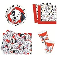 101 Dalmatians Party Tableware Pack for 8