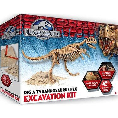 Jurassic World – Tyrannosaurus Rex Dinosaurier zum Ausgraben [UK Import]