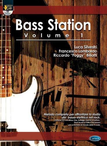 BASS STATION, volume 1: Carisch Music Lab Italia