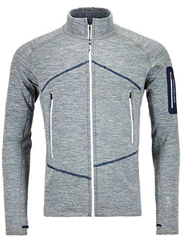 Preisvergleich Produktbild Herren Fleecejacke Ortovox Light Melange Fleece Jacket