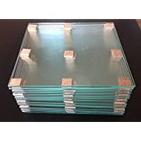 XYZprinting Da Vinci Floatglasplatte Druckbett Glas Heatbed 21x21cm 3mm
