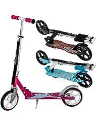 Big Wheel Funsport Scooter mit schnellen ABEC7 Kugellagern - Designwahl!