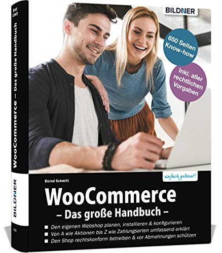 51CrpGNUTyL - WooCommerce - das große Handbuch