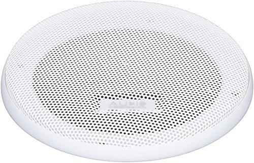 Car-audio-lautsprecher-system (Audio System Abdeckgitter 10cm (2 Stück) weiß)