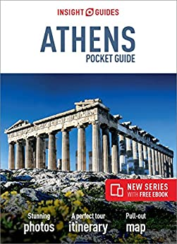 Insight Guides Pocket Athens (Insight Pocket Guides) by [Guides, Insight]
