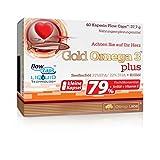 Olimp Labs Gold Omega 3 Plus, 60 Kapseln
