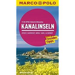 MARCO POLO Reiseführer Kanalinseln, Jersey, Guernsey, Herm, Sark, Alderney: Reisen mit Insider-Tipps. Mit EXTRA Faltkarte & Reiseatlas