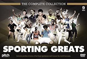 Sporting Greats - The Complete Collection [DVD]