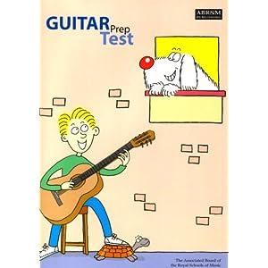 Guitar Prep Test (ABRSM Exam Pieces)