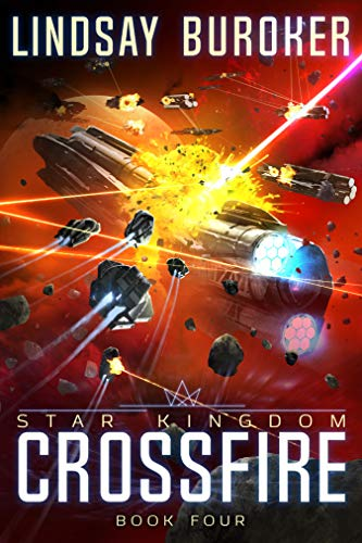Crossfire (Star Kingdom Book 4) (English Edition)