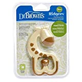 Best Dr. Brown's Toothbrushes - Dr Brown's Baby TeeThe Teether Soothing Coolees Soother Review
