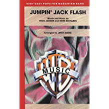 Jumpin' Jack Flash (Very Easy Pops for Marching Band)